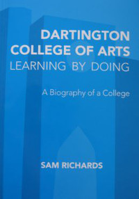 Dartington college cover