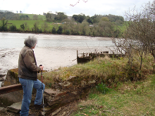 looking-at-the-river-dart